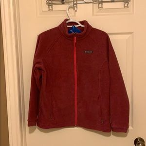 Youth XL fleece jacket